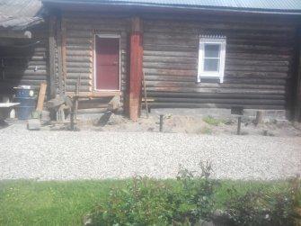 Винтовые сваи 76 диаметра под крыльцо деревянного дома